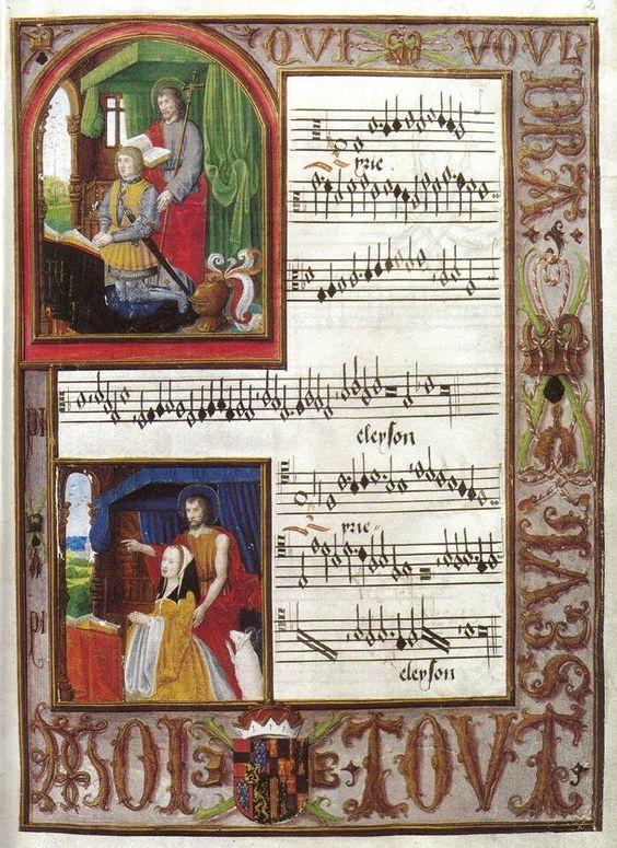 Juana of Castile Prayer Book