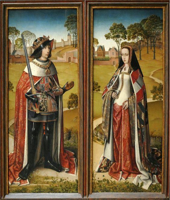 Juana of Castile Triptych